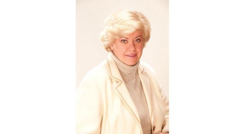 Елена Рябинкова. Фото cbb.ru