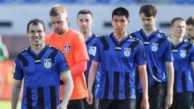 Футболисты «Шинника». Фото ФК «Шинник»