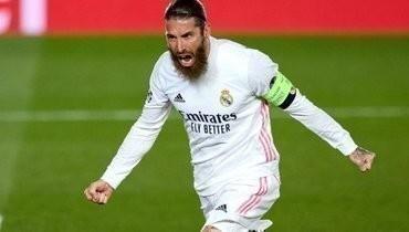Рамос попал взаявку «Реала» наматч полуфинала Лиги чемпионов с «Челси»