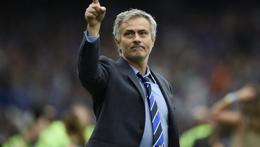 Моуринью прокомментировал назначение напост главного тренера «Ромы»
