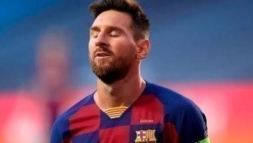 Источник: Месси продлит надва года контракт с «Барселоной»