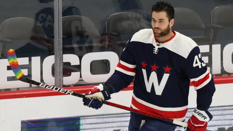 Том Уилсон. Фото USA Today Sports