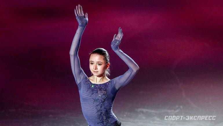 Камила Валиева вобразе для программы «Девочка нашаре». Фото Дарья Исаева, «СЭ» / Canon EOS-1D X Mark II