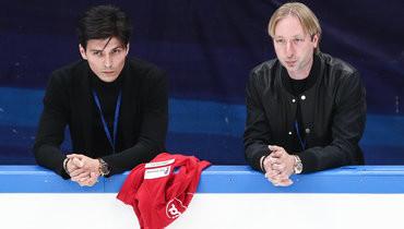 Буянова отказала Розанову, который хотел уйти из академии Плющенко в ЦСКА