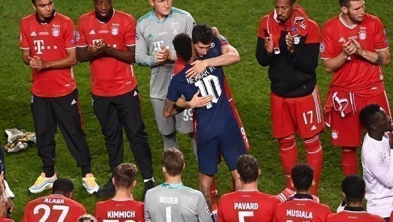 «Бавария» победила «ПСЖ» вфинале Лиги чемпионов сезона-2019/20. Фото Reuters
