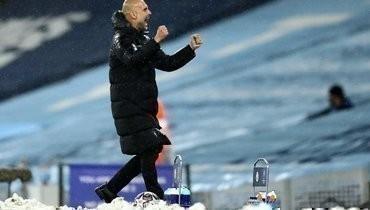Гвардьола гордится выходом вфинал Лиги чемпионов с «Манчестер Сити»