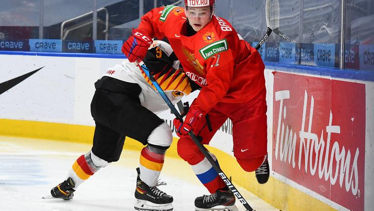 Захар Бардаков. Фото ФХР