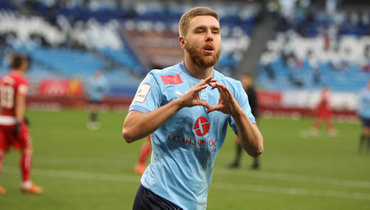 Сергеев повторил рекорд ФНЛ поколичеству голов заодин сезон