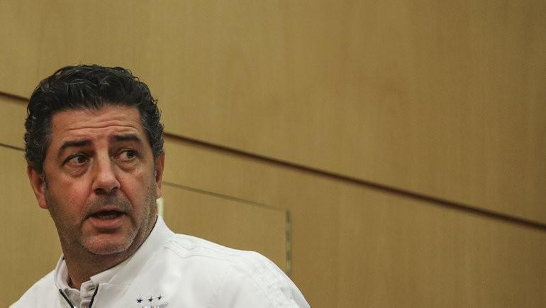 Руй Витория. Фото AFP