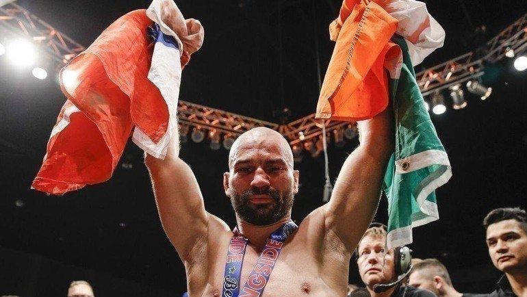 Бывший боец UFC Артем Лобов. Фото MMA Fighting