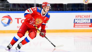 Капитан сборной России Шипачев пропустит чемпионат мира