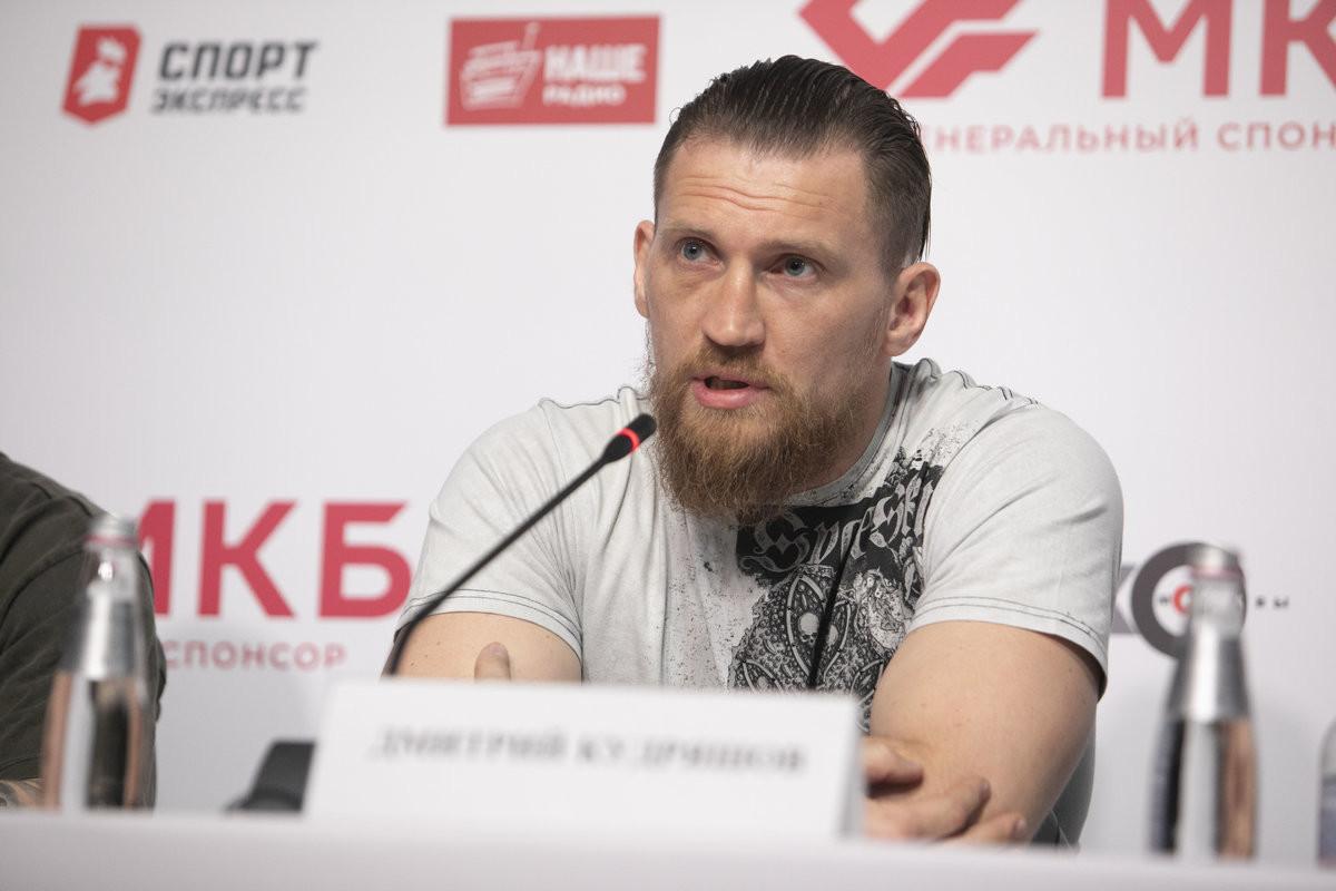 Добоя Кудряшов— Романов чуть меньше месяца. Что говорят боксеры?