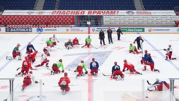 Кравчук прокомментировал отчисление шестерых хоккеистов изсборной России перед ЧМ-2021