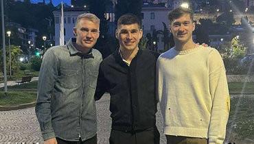 Украинские игроки «Аталанты» Малиновский иКоваленко показали фото сМиранчуком