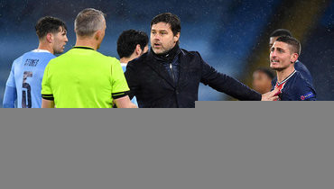 УЕФА небудет возбуждать дело против главного арбитра встречи «Манчестер Сити»— «ПСЖ»