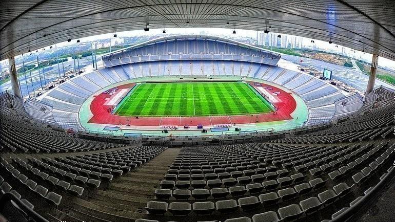 Олимпийский стадион вСтамбуле. Фото Википедия.