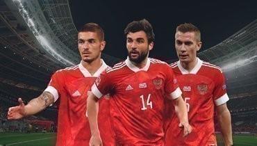 Кто изцентральных защитников должен войти взаявку сборной России наЕвро-2020?