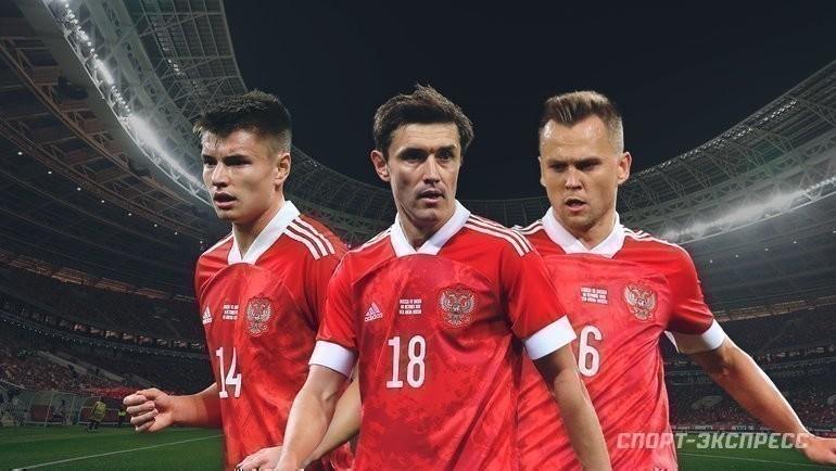 Андрей Мостовой, Юрий Жирков, Денис Черышев.