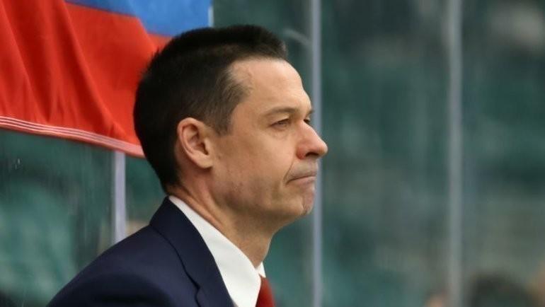 Альберт Лещев. Фото ИИХФ