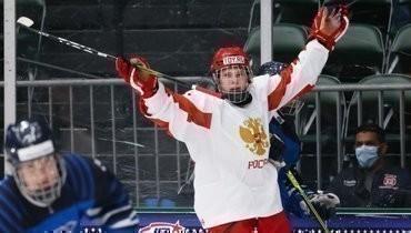 Хоккеист юниорской сборной России Мирошниченко высказался о матче финала ЧМ с Канадой