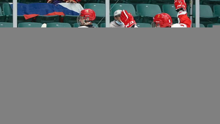 Никита Чибриков. Фото IIHF