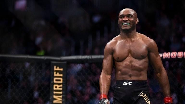 Камару Усман. Фото UFC