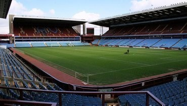 Финал Лиги чемпионов может пройти настадионе «Астон Виллы»