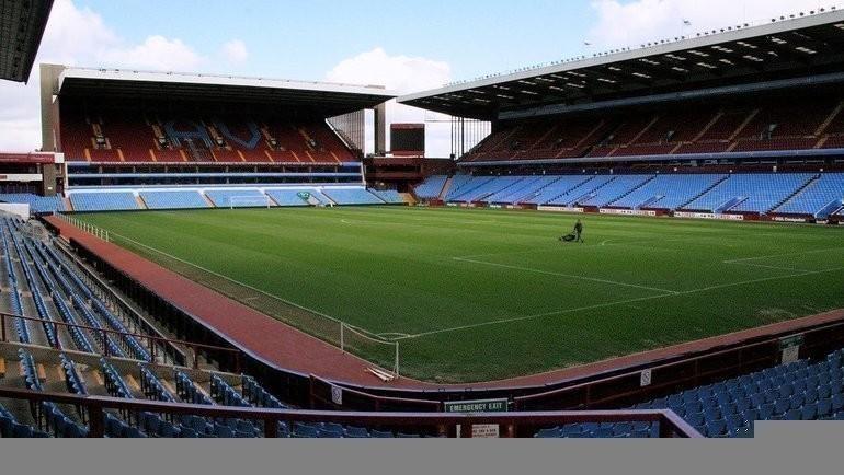 Стадион «Вилла Парк».