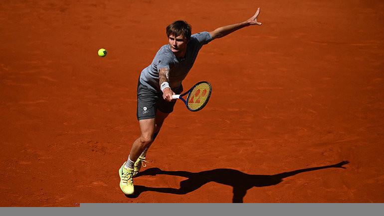 «Ненавижу теннис всей душой, ****, ненавижу». Игрок, который нестесняется говорить правду