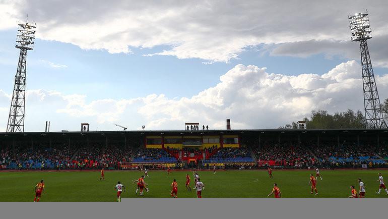 По матчу «Арсенал» — «Спартак» могут возбудить уголовные дела. Фото Дарья Исаева, «СЭ» / Canon EOS-1D X Mark II