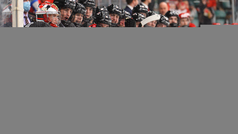 7 мая. Канада - Россия - 5:3. Логан Станковен празднует гол. Фото IIHF