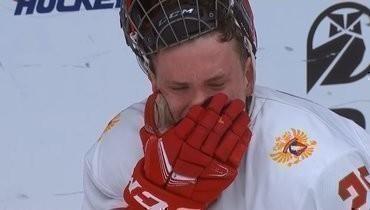 Хоккеисты сборной России расплакались после поражения отКанады вфинале юниорского чемпионата мира