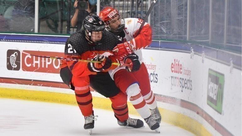 7мая. Канада— Россия— 5:3. Фото IIHF