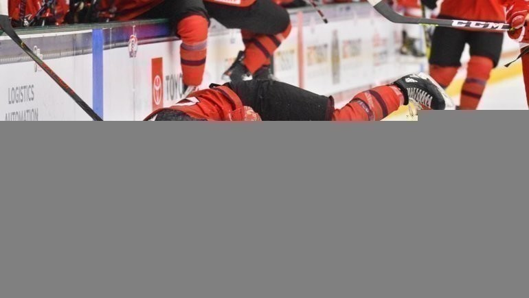 7мая. Фриско. Канада U18— Россия U18— 5:3. Фото ИИХФ