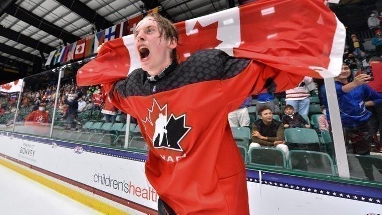«Душераздирающе». Триумф ислезы после финала ЮЧМ: канадцы ликовали, ароссияне— плакали