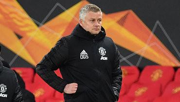 Сульшер объяснил, почему «Манчестер Юнайтед» проиграл «Роме» вответном матче