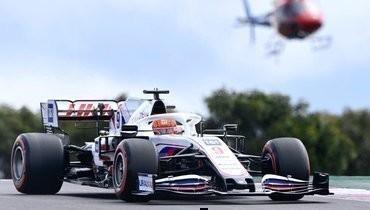 Мазепин занял последнее место впервой практике «Гран-при Испании»