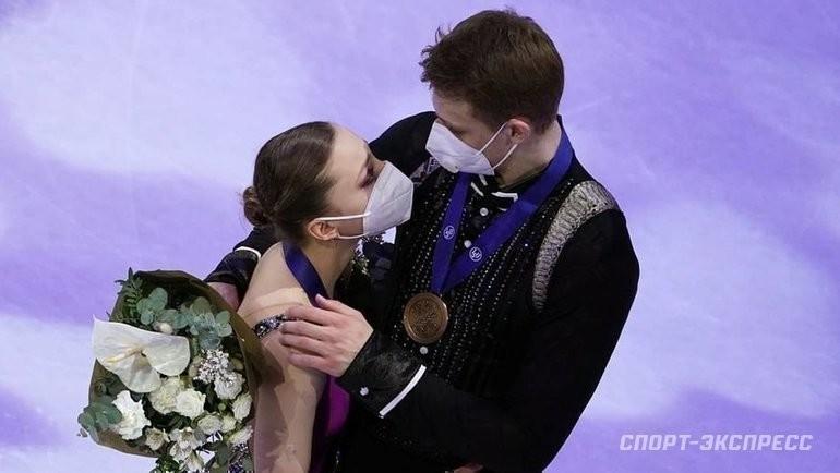 Анастасия Мишина и Александр Галлямов. Фото Дарья Исаева., «СЭ» / Canon EOS-1D X Mark II