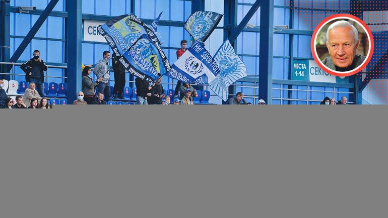 «Кто мешал «Оренбургу» достроить стадион? Пандемия? Строительный комплекс работал!» Жесткое мнение Колоскова