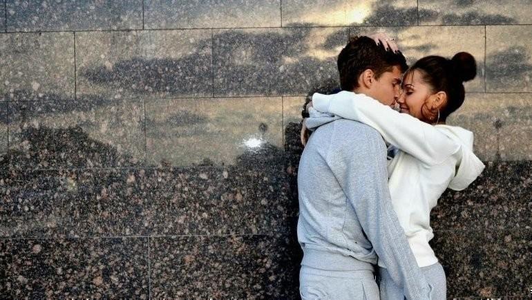 Роман Зобнин с супругой Раминой. Фото Instagram