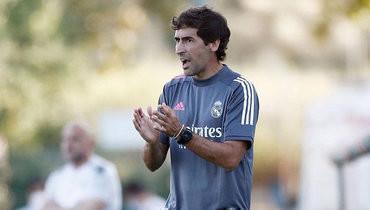 Рауль претендует на пост главного тренера «Айнтрахта»