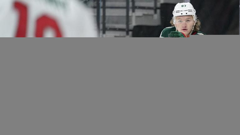 Кирилл Капризов. Фото USA Today Sports