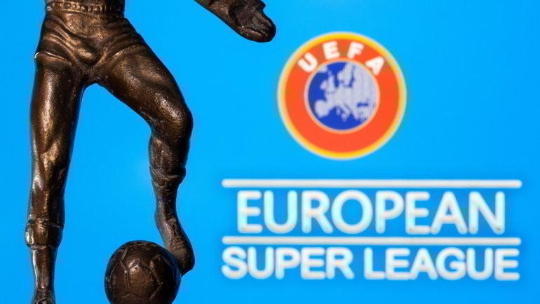 Футбольная Суперлига. Фото Reuters