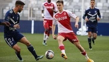 Головин войдет взаявку «Монако» наигру с «Реймсом»