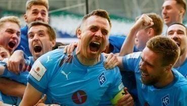 37-летний Корниленко забил гол за «Крылья Советов» всвоем прощальном матче