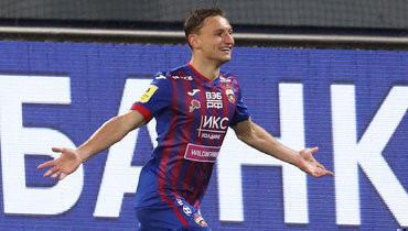 Бывший футболист ЦСКА Пономарев назвал везением гол Чалова «Краснодару»