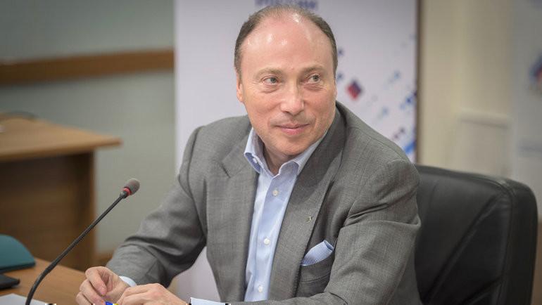 Вячеслав Аминов. Фото Александр Орешников