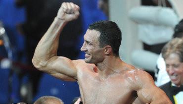 Владимир Кличко рассказал овозможном возвращении вринг