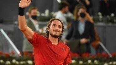 Циципас назвал Медведева любимым российским теннисистом
