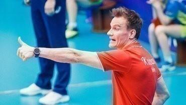Тренер сборной России Саммельвуо рассказал, что получает гражданствоРФ